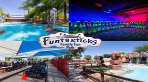 Tucson's Funtasticks Fun Park Sells in EPR and CNL $700M Transaction
