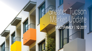 Colliers: Tucson Multifamily Market Starts the Year Strong