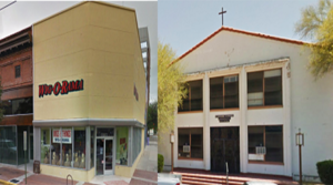 Downtown Tucson's Wig-O-Rama & Diocese School Sell for $2.45 Million