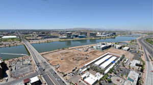 The Watermark Breaks Ground at Tempe Town Lake