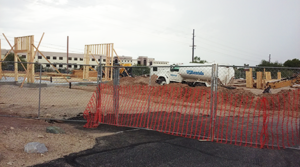 Two new Starbucks Under Construction in Tucson