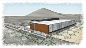 Caterpillar Unveils design for New Building West of Downtown