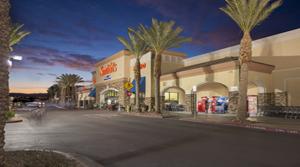 Las Vegas Shopping Center Sold for $63.55 Million