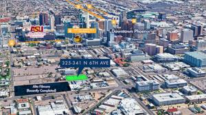 ABI Brokers Downtown Phoenix Land Sale for $1.8 Million