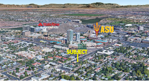 Highly Sought – after Retail Redevelopment at ASU Sold