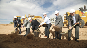 Hines Breaks Ground on the Offices at Chandler Viridian, City's Tallest Multi-tenant Building