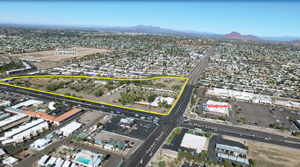 Family Trust Buys 15.62 Acres in Mesa, Arizona