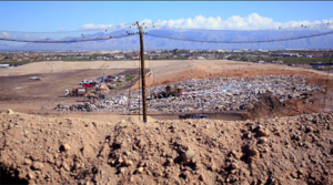 Tour Tucson Los Reales Landfill & Recycling for Halloween