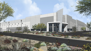 Lincoln Property Co. to Build Phoenix's First-Ever 40' Clear Height Spec Industrial