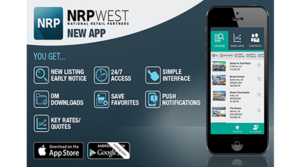 CBRE's Philip D. Voorhees and NRP-West Team Release Free App for Easy Access to Retail Real Estate Listings