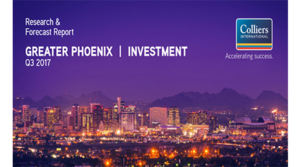 Phoenix Hits Late Stages of Investment Expansion Cycle