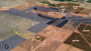 52 Acres in Pinal County Sold for Future Residential Subdivision