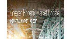 Greater Phoenix Industrial Vacancy Drops to Lowest Level in 10 Years