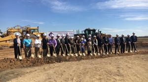 "Pasternack + Associates kicks off 3.6 million s.f. ""TEN"" industrial project"