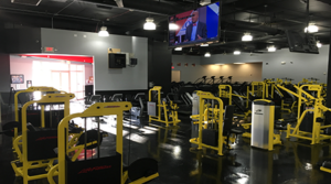 Westside Total Fitness Leases Space at Greenway Crossings