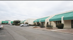 WestGrant Industrial / Office complex in Tucson sells for $2.3 million
