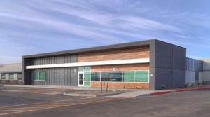 NOVO Development Completes First Building at CenterPoint Logistics Park