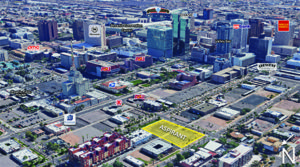 New High-Rise Residential Tower in Phoenix Downtown Fillmore District