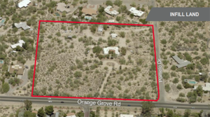 Developer Buys 9.55 Acres at 900 West Orange Grove for $1.3 Million