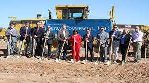 Westech Business Center breaks ground in Chandler
