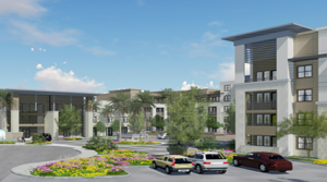 The Grand at Papago Park Center Leases 6 Acres to Alliance Residential