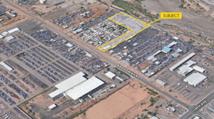 All Japanese Auto Parts Pays $1 Million for 4-acre site in Phoenix