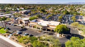 LA Fitness Anchored Retail Sold at Busy Chandler Intersection