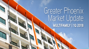Colliers: Rents and Sales Prices Are Rising in Phoenix Multifamily Market