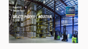 Phoenix Q1 Industrial Vacancy Lowest in More than A Decade