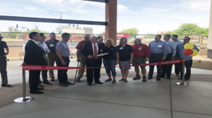 The Crossing at Sahuarita Shopping Center Holds Ribbon Cutting Ceremony