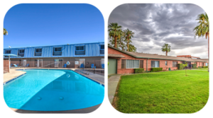 CBRE Completes Sale of two Phoenix-area apartment communities totaling $8.81 Million