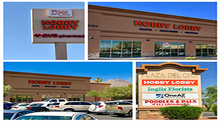 Hobby Lobby Opens Northwest Tucson Store This Week - Real