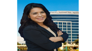 Erika Elshamy joins Fidelity National Title Agency as sales executive in the firm's Litchfield Escrow Branch