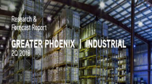 Phoenix Industrial Market Heated Up in Q2 and Poised for Inventory Increases