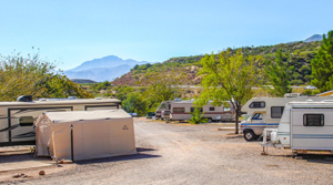 Sale of Manufactured Home / RV Community Punkin Center/ Tonto Basin Arizona