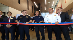 Caliente Construction celebrates completion of $10M Chandler Public Safety Training Center