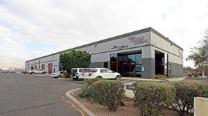 DAUM Directs Two Industrial Acquisitions in Tight Deer Valley Submarket for $3.78 M