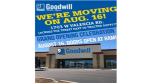 Midvale GOODWILL Store and Donation Center Opens August 16th