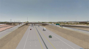 Ina Road traffic shift at I-10 set for Monday, Aug. 13 and Cortaro Closing Tuesday Aug. 14