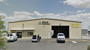 Hood Distribution Building on Toole in Tucson Sells for $1.5 Million