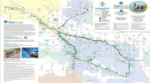 Master plan under development for extending the Loop