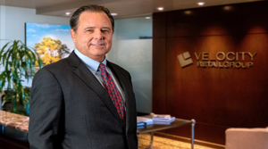Industry Veteran to Launch Velocity Retail Group's Management Services Division