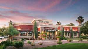 CBRE Completes Sale-Leaseback of Spinato's Pizzeria Property in Phoenix