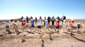 Queen Creek Unified School District Breaks Ground on Elementary School at Cadence