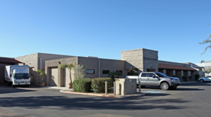 Scottsdale Sport & Classic Motorcar Purchases Showroom in Scottsdale Airpark
