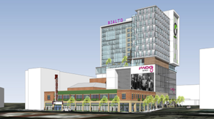 Rio Nuevo Gives Green Light to Hotel Boom in Downtown Tucson