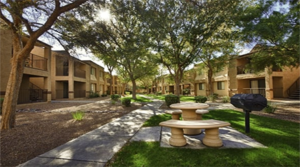240-unit Palomino Crossing Apartments in Tucson sold and financed by NorthMarq