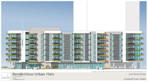 Tucson may see Latest Downtown Housing Project, RendezVous Urban Flats, as early as next year