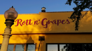 "Rott n' Grapes opens 2nd location – Introduces new ""Speakeasy"""