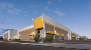 Graycor transforms former Sam's Club into HUB 317 Distribution Center